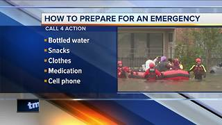 Call 4 Action: How to prepare for an emergency