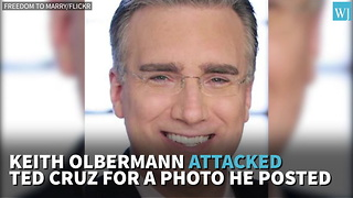 Cruz Criticized By The Left For Having Children's Picture Taken With Trump - Video