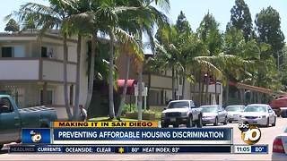 Preventing affordable housing discrimination - Video