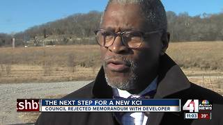 Mayor reacts to KCI, Edgemoor decision and next steps - Video