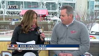 Kids Opening Day - Video