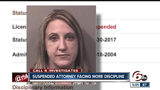 CALL 6: Suspended Franklin attorney faces decade in prison following third OWI arrest - Video