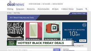 Black Friday 2017 sales predictions - Video