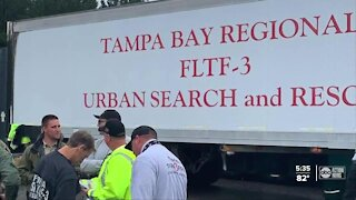 Hurricane Sally victims receive help from around Florida