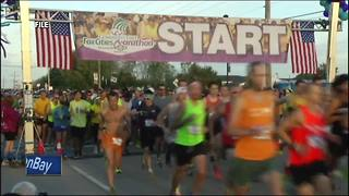 Heat a major concern for Fox Cities Marathon runners - Video