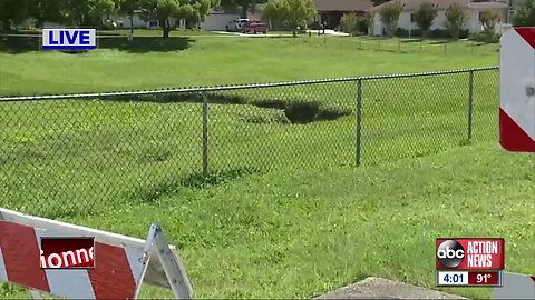 Several additional holes open up in Pasco County neighborhood; bringing total up to 36