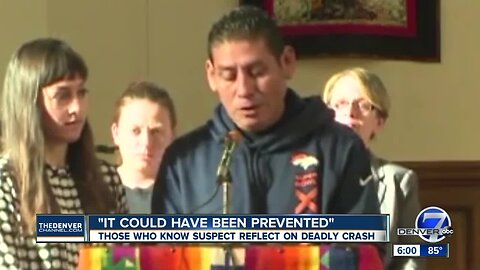 Suspect in crash that killed father of five was facing deportation, driving without license