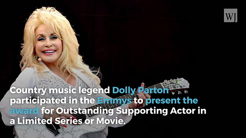 James Woods Defends Dolly Parton Over Anti-Trump Emmys Presentation