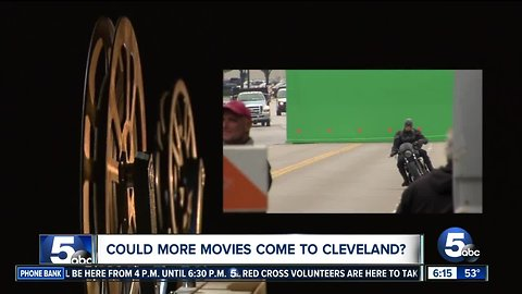 What will it take for more movies to be made in Cleveland?