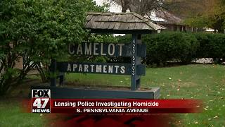 Lansing police investigating fatal shooting - Video