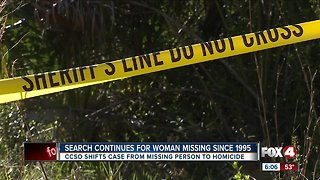 Cold case update Golden Gate search