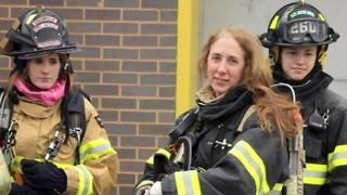 More Florida women want to be firefighters | Digital Short - Video