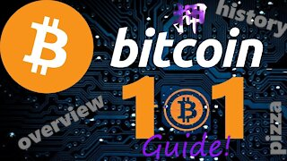 Bitcoin 101 Basic Quick Overview of Bitcoin and Blockchain