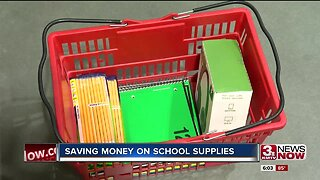 Ways to save money on back-to-school shopping