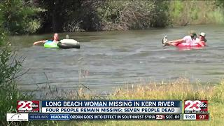 Search and Rescue still looking for four bodies in the Kern River - Video