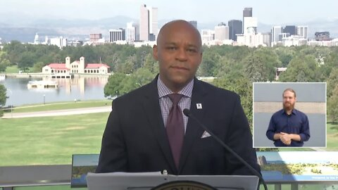 In State of the City address, Hancock describes Denver's plan to fight racism, COVID-19, homelessness