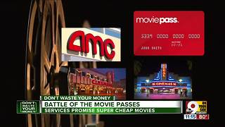 Battle of the Movie Passes - Video