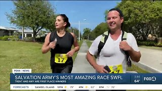 Salvation Army Most Amazing Race Interview 1