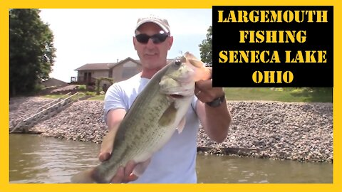 Seneca Lake Ohio Bass Fishing
