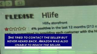 Fake sellers dupe one million Amazon customers - Video