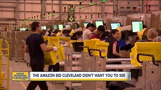The Amazon Bid Cleveland didn't want you to see
