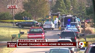 Small plane crashes into Madeira home, killing pilot