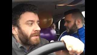 A Simple Helium Balloon Gag Goes Viral - Video
