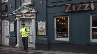 Traces Of Nerve Agent Found In UK Pub And Restaurant - Video