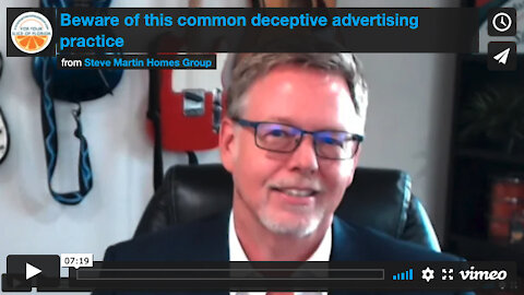 Beware Of This Common Deceptive Advertising Practice