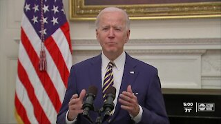 President Biden signs COVID-19 executive orders