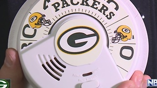 Green Bay and Atlanta firefighters make a friendly wager on Sunday's game - Video