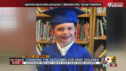 Ohio Valley Voices changes the outcomes for children with hearing loss