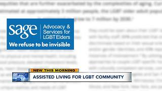 Assisted living facility in Oberlin caters to LGBT adults - Video