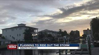 Floridians with Wisconsin ties wait out Irma in the Sunshine State - Video