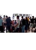 Travelers Stranded at Bali Airport Amid Volcanic Eruptions - Video