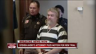 Steven Avery's attorney files motion for new trial - Video