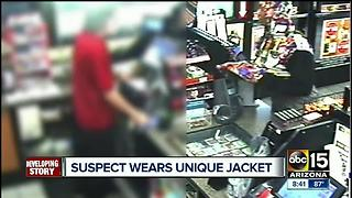 Police searching for man suspected in Mesa robberies - Video