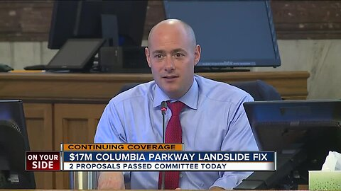 Proposals created for $17 million landslide fix