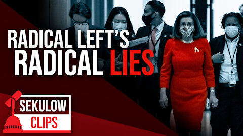 Leftists Rewrite History; Splicing Video to Distort the Truth