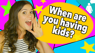 Stuff Mom Never Told You: WHEN ARE YOU HAVING KIDS?! - Video
