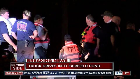 Bodies of father, daughter pulled from Fairfield pond