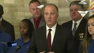 AG Brad Schimel wants every school in WI to receive school safety grants - Video