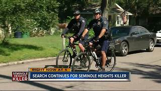 Search continues for Seminole Heights killer - Video