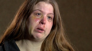 Fire Survivor Tells Her Story - Video