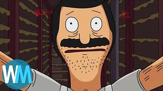 Top 10 Funniest Bob's Burgers Moments - Video