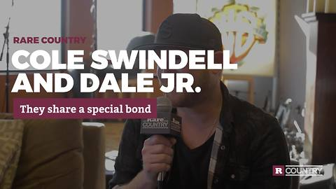Cole Swindell and Dale Jr. | Rare Country