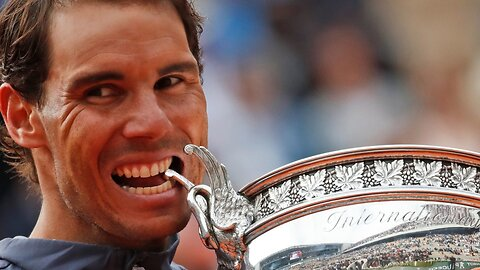 Nadal makes tennis history with 12th French Open title