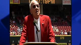 Sports Vault Joe Nuxhall farewell