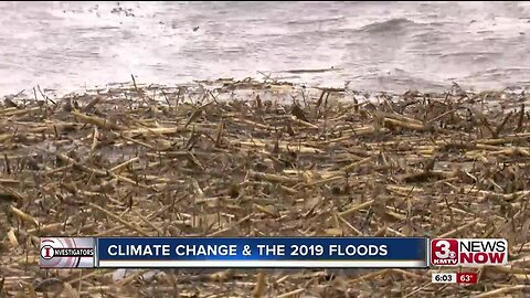 Climate Change and the 2019 Floods