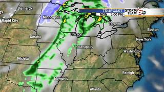 Mild weekend before the bitter cold arrives - Video